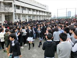 横浜 市 小学校 卒業 式