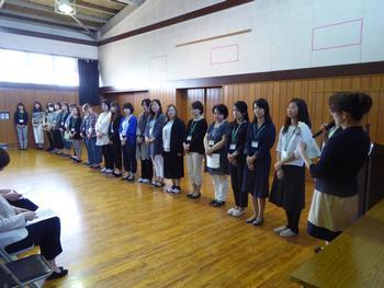 市ケ尾中学校